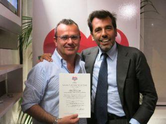 Cerimonia di certificazione aziende Cuor di Car_Erra Luigi Srl