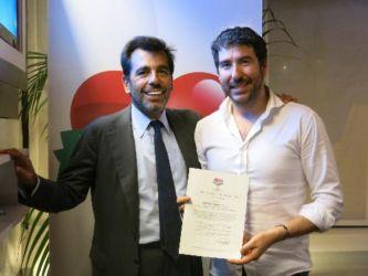 Cerimonia di certificazione aziende Cuor di Car_fratelli Marocca Srl