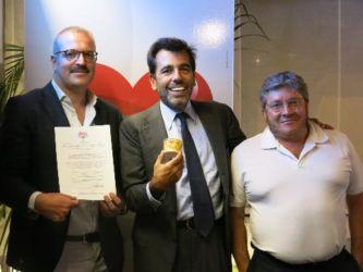 Cerimonia di certificazione aziende Cuor di Car_Ffficina Mediterranea Srl